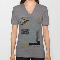 On The Wall#4 Unisex V-Neck