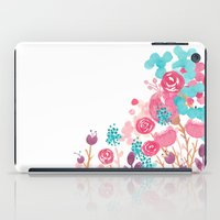 Blush Blossoms iPad Case