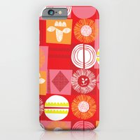 iPhone & iPod Case featuring lions and lambs-oh my! by ottomanbrim