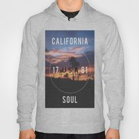 California.  Hoody