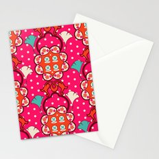 Jucy blossom Stationery Cards