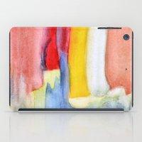 Color Statement iPad Case