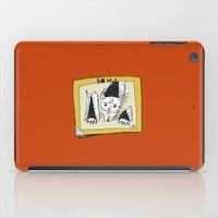 PSYCHO-Soma iPad Case
