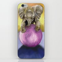 Come Have A Ball iPhone & iPod Skin