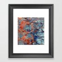 The Dumpster Framed Art Print