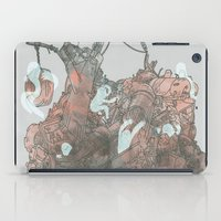 Junkyard Playground iPad Case