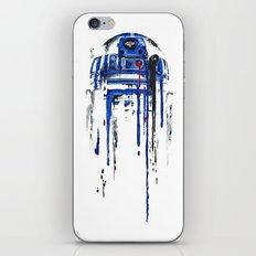 A Blue Hope 2 iPhone & iPod Skin