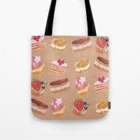 Pastries Tote Bag