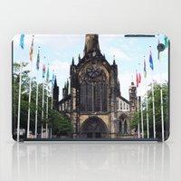 Medieval Glasgow iPad Case