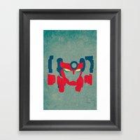 Lagann Framed Art Print