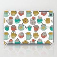 Pattern Project #5 / Cat… iPad Case