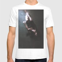 Sink Mens Fitted Tee White SMALL