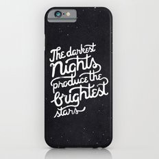 Darkest Nights iPhone 6 Slim Case