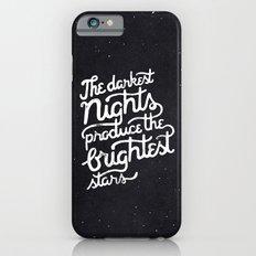 Darkest Nights Slim Case iPhone 6s