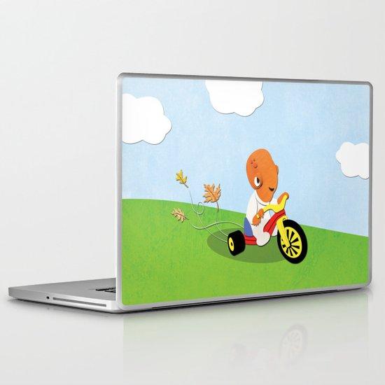 SW Kids - Big Wheel Ackbar Laptop & iPad Skin