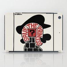Save The Princess iPad Case