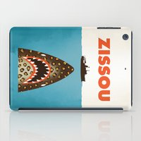 Zissou iPad Case