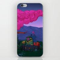 Smokehouse iPhone & iPod Skin