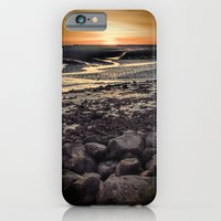 Rocky Sunset. iPhone 6 Slim Case