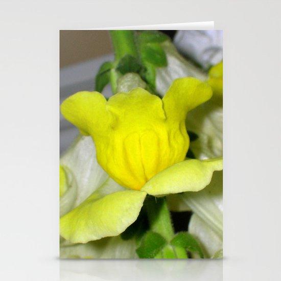flora VI Stationery Card