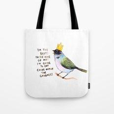 Trash Bird Self Affirmat… Tote Bag