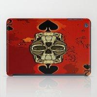 DUECES ARE WILD V2 - 002 iPad Case