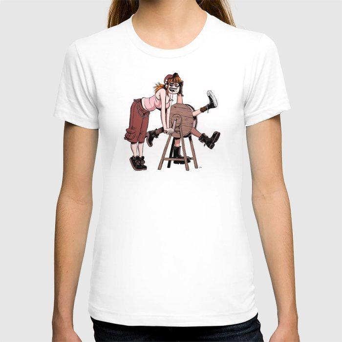 Kick Ass Coffee Tshirt 2