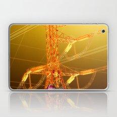 Energy In Gold Laptop & iPad Skin