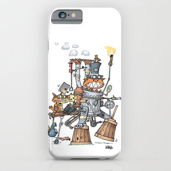 Steampunk Kobolds iPhone & iPod Case