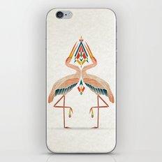 couple of birds iPhone & iPod Skin
