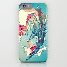 Blind Surfer iPhone 6 Slim Case