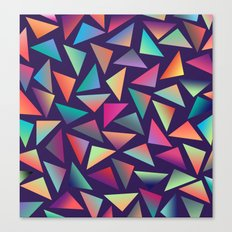 Geometric Pattern II Canvas Print