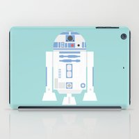 #92 R2D2 iPad Case