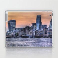 The Three Buildings London Laptop & iPad Skin