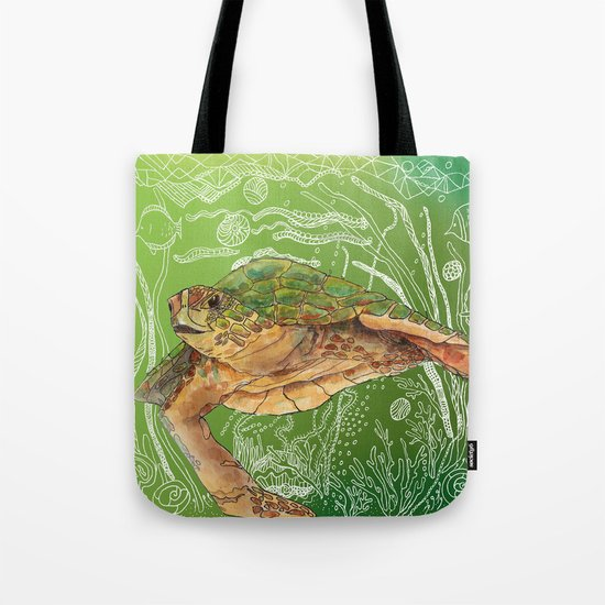 Shelley II Tote Bag
