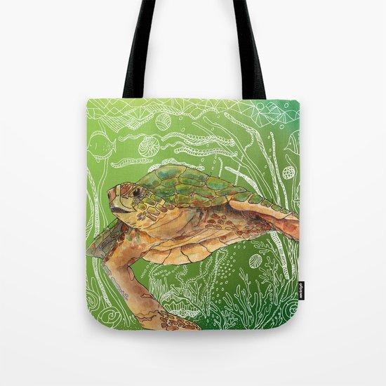 Shelley II Tote Bag