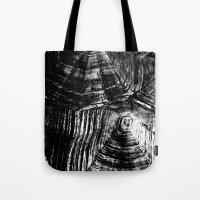 Black Shells Tote Bag