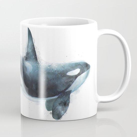 Orca Mug By Amy Hamilton Society6