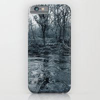 iPhone & iPod Case featuring riverside by neutral density