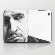 Don Vito Corleone iPad Case