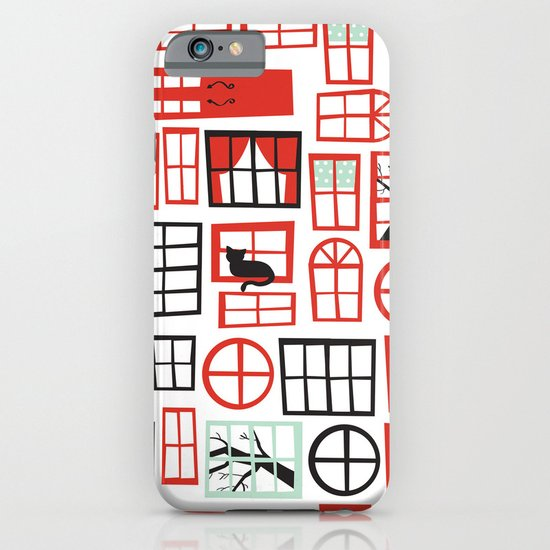 Doors and Windows iPhone & iPod Case