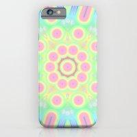 Flower Candy Power iPhone 6 Slim Case