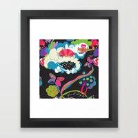 Garden of Earthly Delight Framed Art Print