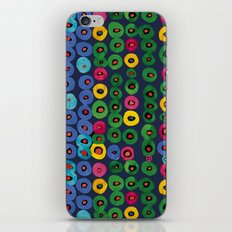 pattern_dots iPhone & iPod Skin