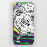 Heads Up iPhone & iPod Skin