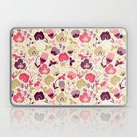 Summer Floral Laptop & iPad Skin