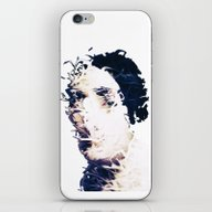 iPhone & iPod Skin featuring Athéna by Ma Muse