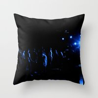 Party generation Throw Pillow
