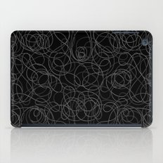 Time is elastic iPad Case