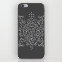 Pattern Tortoise  iPhone & iPod Skin